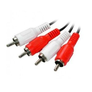 Cable 2 RCA (4M) Noganet