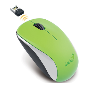 Mouse Wireless NX-7010 Genius Green