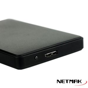 "Carry Disk 2.5"" Usb 3.0 NM-CARRY3 Netmak"