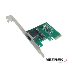 Placa De Red Pci-E Gigabit 1000Mbps NM-E723 Netmak
