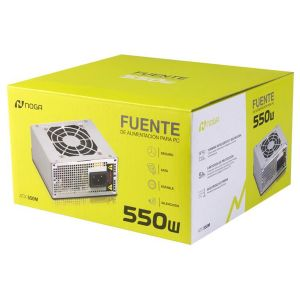 Fuente PC 550w MINI Noganet